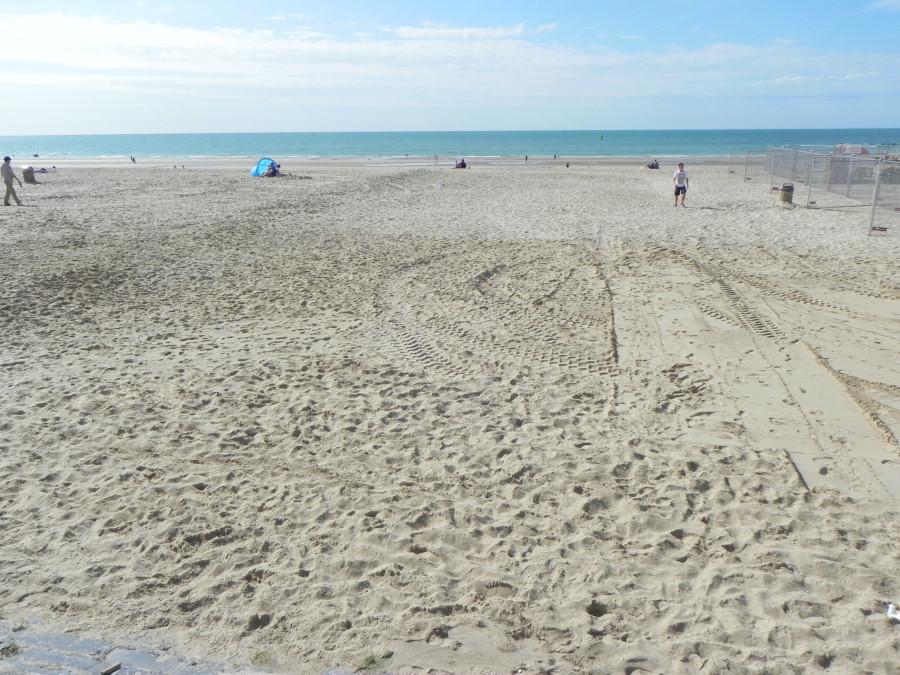 Marea Nordului in Belgia