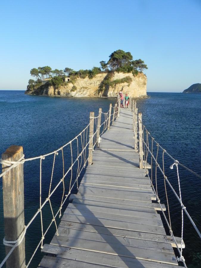 Insula Cameo Zakynthos