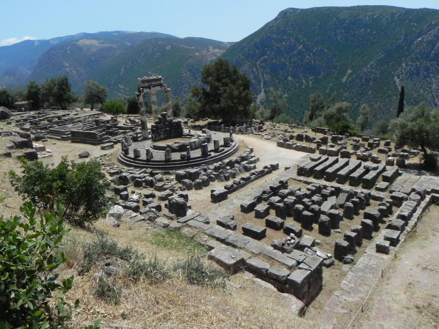 Oracolul din Delphi