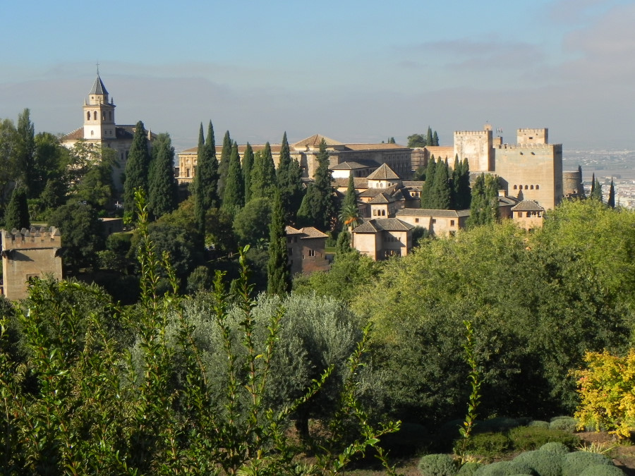 palatul Alhambra din Granada