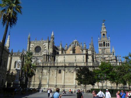 catedrala din Sevilia