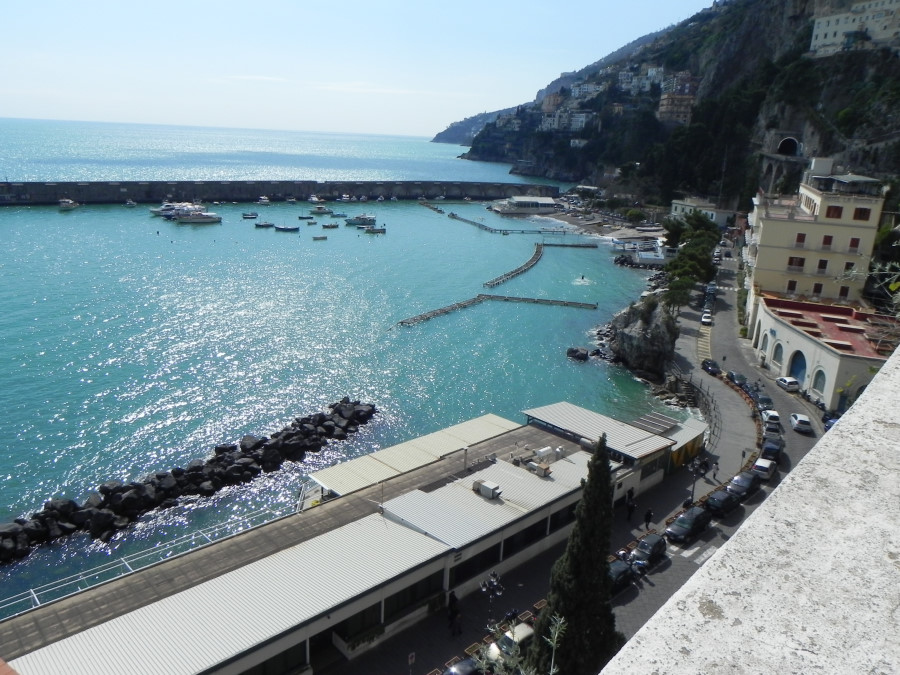 Poze din Amalfi