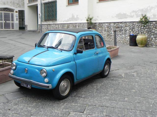 Transport in Napoli