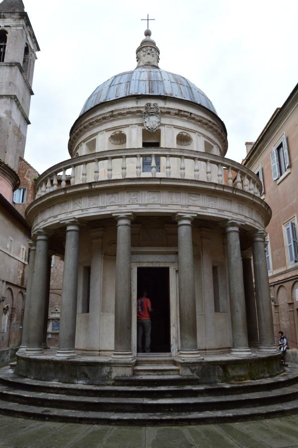 Tempietto in Roma