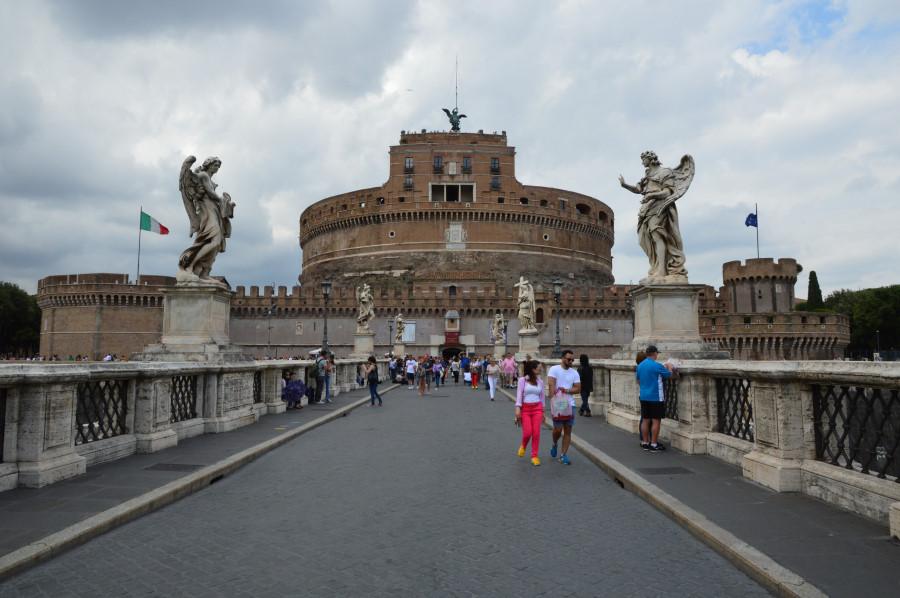 O zi la Roma