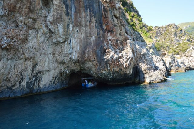 Excursii optionale in Corfu
