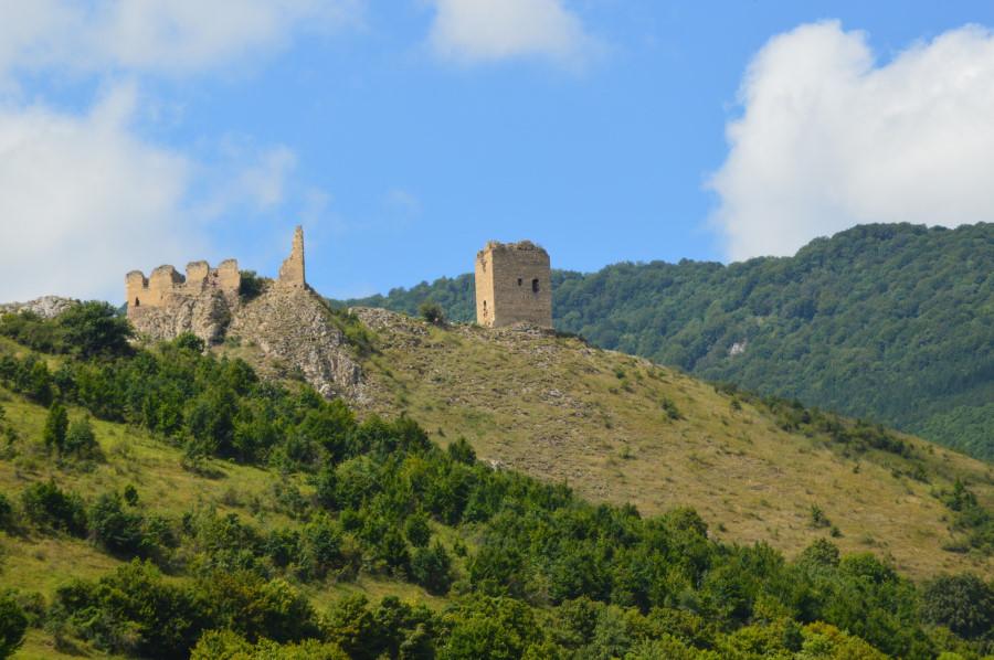 Cetatea Trascaului, jud. Alba