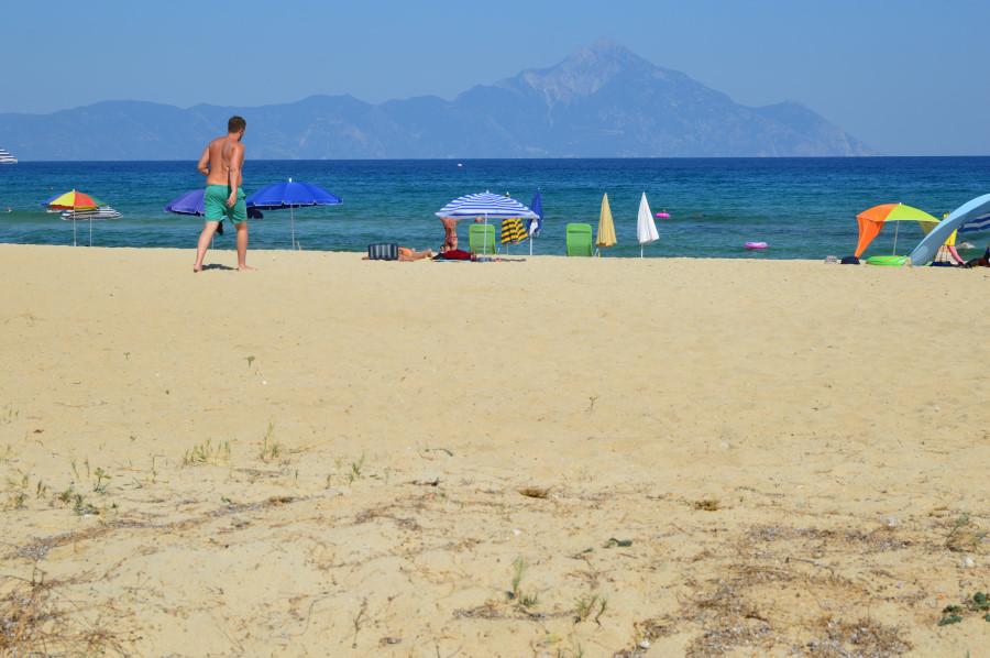 Plaja Sarti Halkidiki