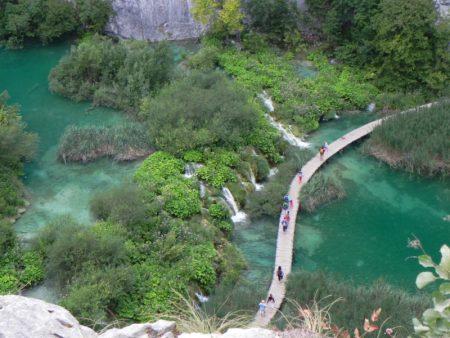Lacurile Plitvice Croatia
