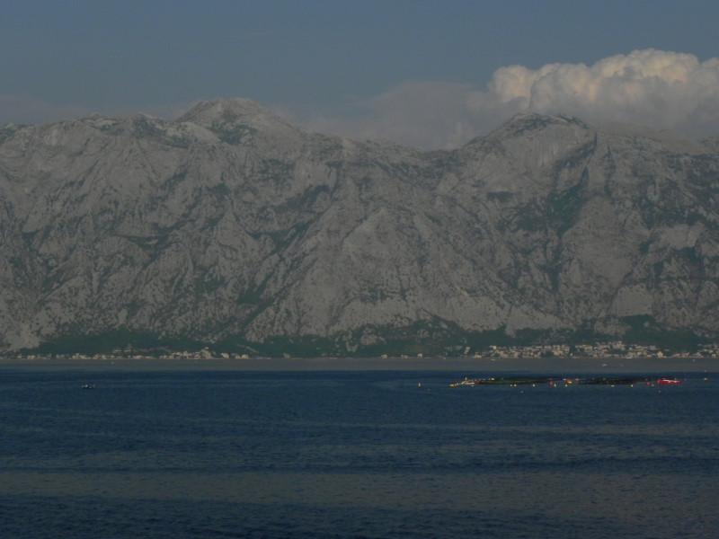 Muntii din Muntenegru