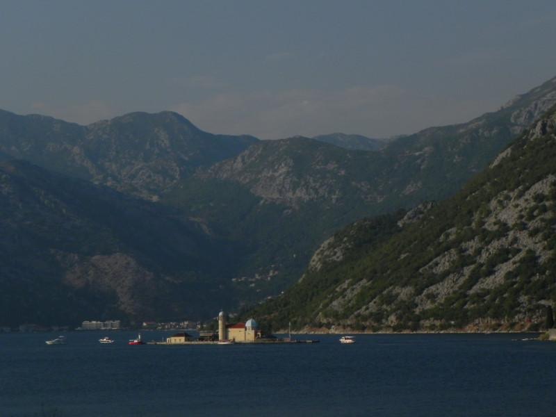 Fiordul Kotor Muntenegru
