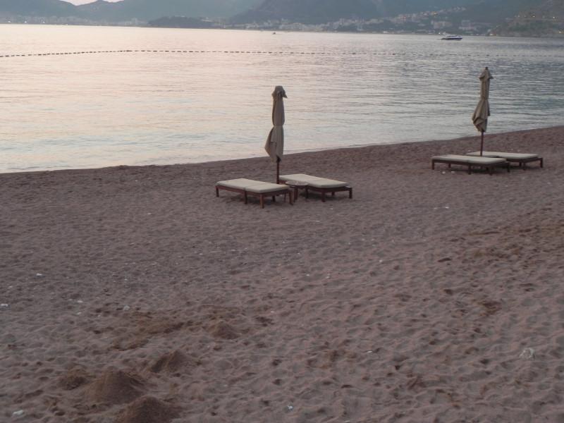 Plajele din Muntenegru