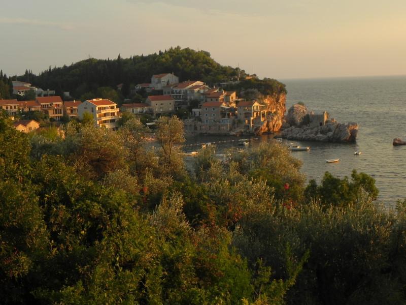 Peisaj in Muntenegru