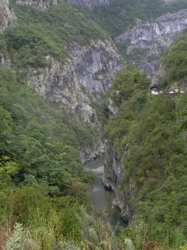 Canionul Moraca