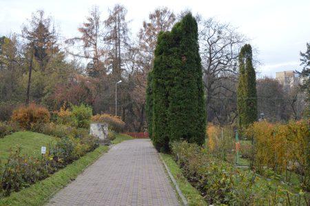 Gradina botanica din Cluj
