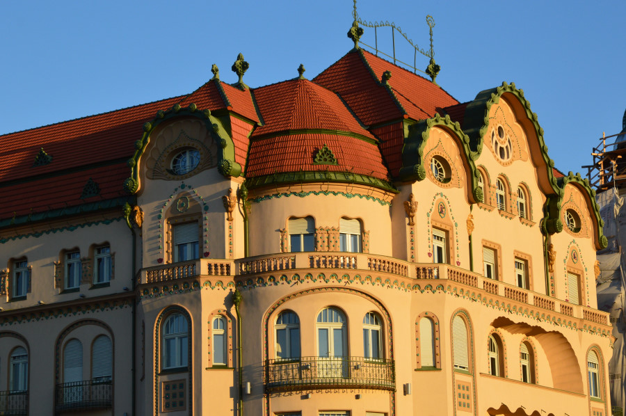 Obiective turistice in Oradea