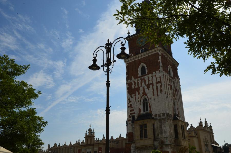 Atractii turistice in Cracovia - Turnul primariei