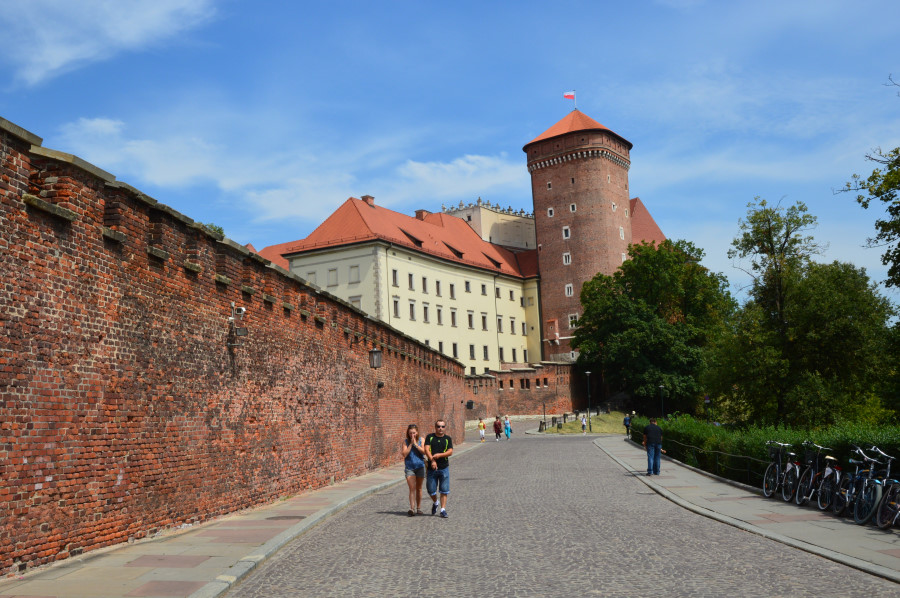 Castelul Wawel Cracovia