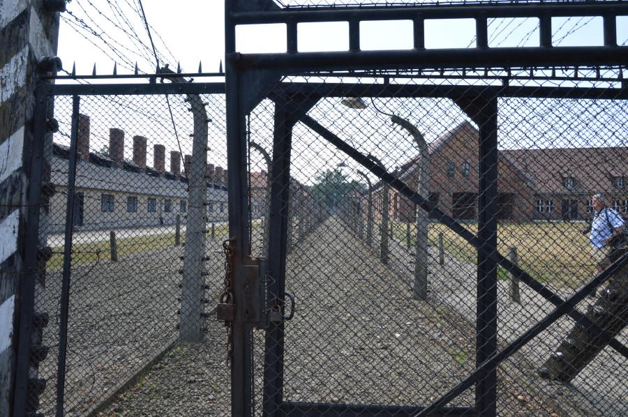 Intrare Auschwitz