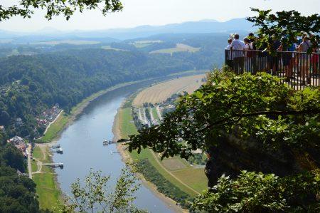 Parcul national Elvetia Saxona Germania