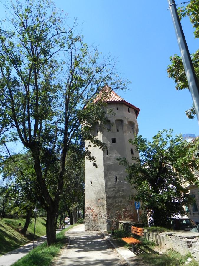 Sistemul de fortificatii Sibiu