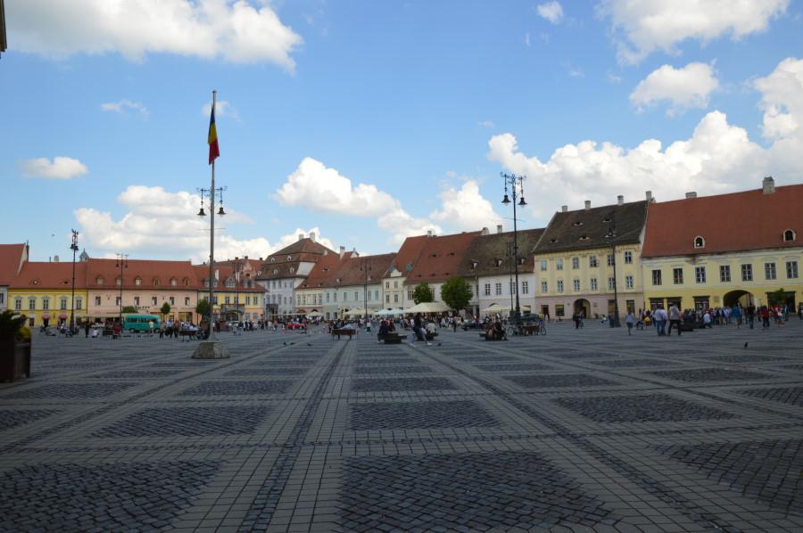 Piata Mare din Sibiu