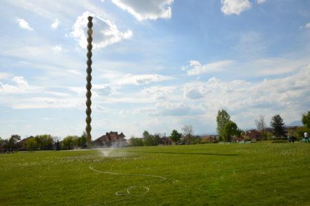 Coloana Infinitului in Targu Jiu