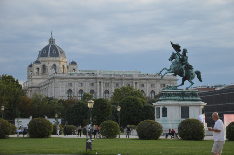 Obiective turistice in Viena