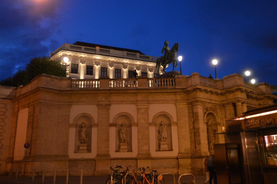 Atractii turistice in Viena: Muzeul Albertina