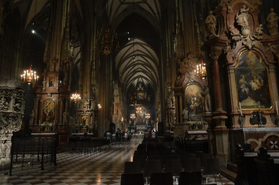 Catedrala Sfantul Stefan Viena