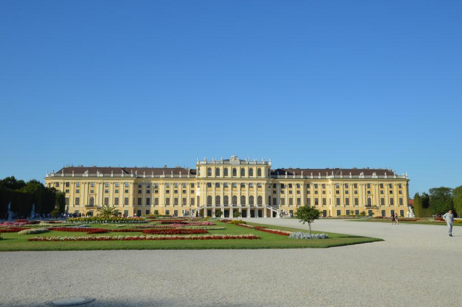 Palatul Schonbrunn Viena