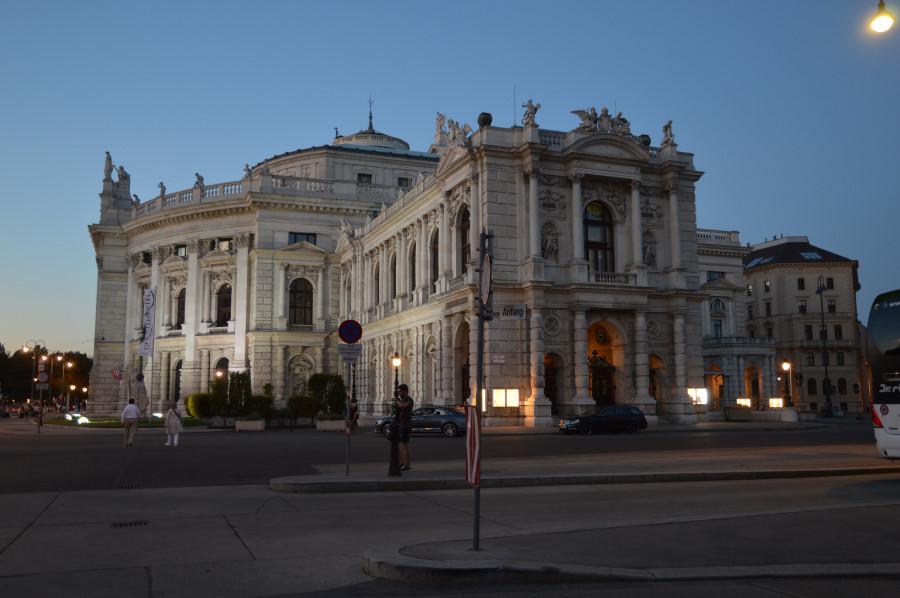 City break Viena cazare, parcare
