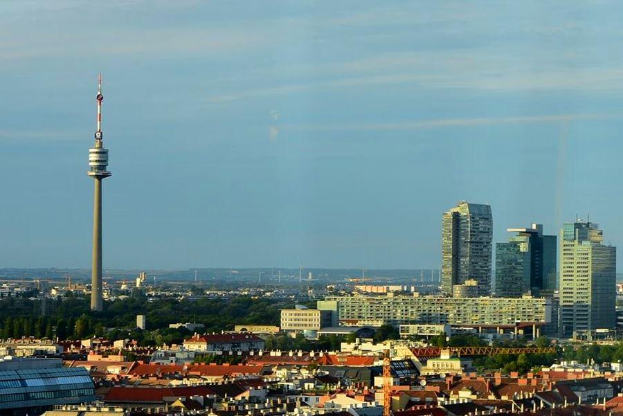 Donauturm Viena