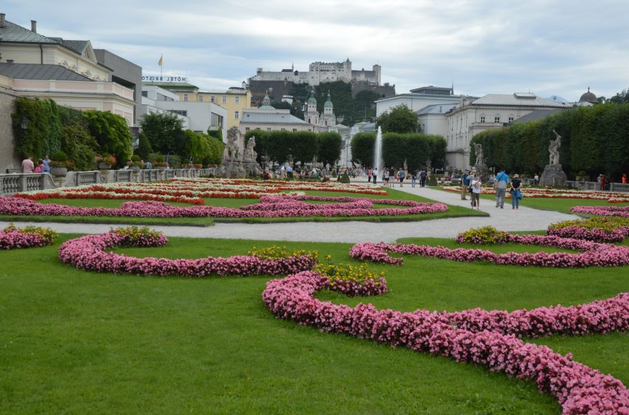 2 days in Salzburg itinerary