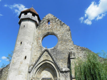 Manastirea cisterciana Carta, Sibiu