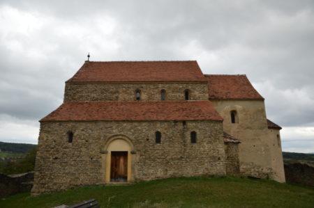 Biserica fortificata Cisnadioara