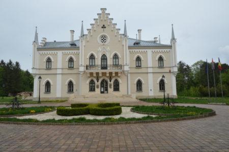 Palatul Cuza din Ruginoasa, Iasi