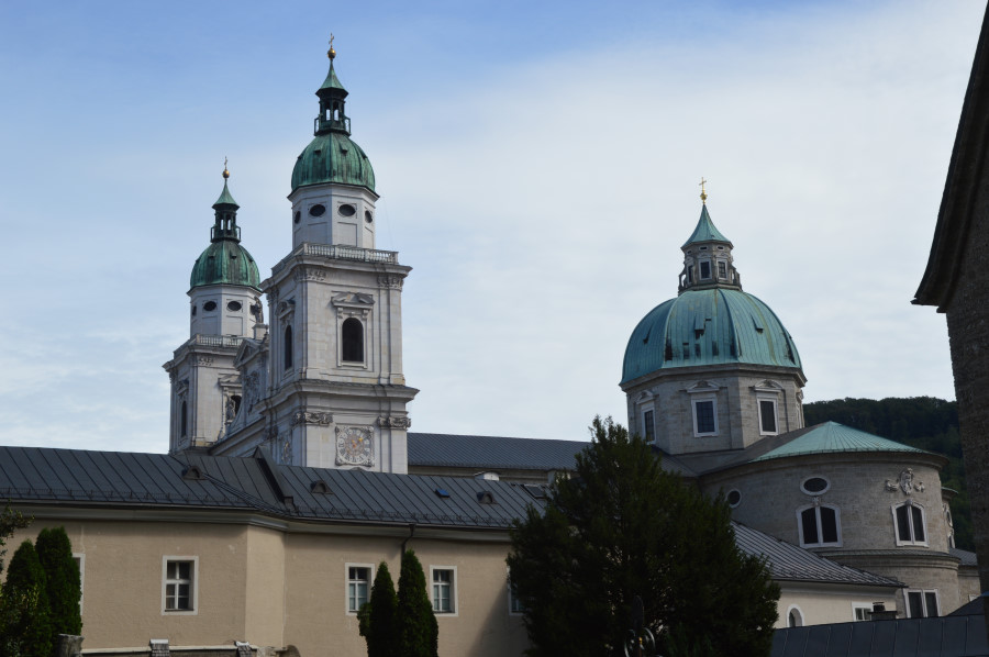 Things to see in Salzburg - Cathedral