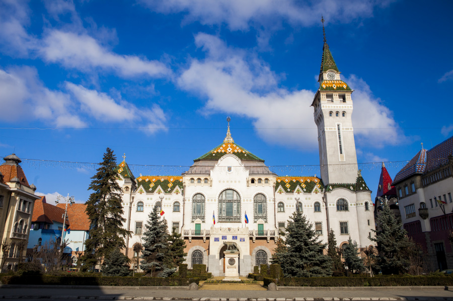 Things to see in Targu Mures