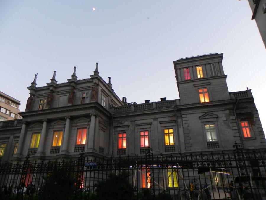 Palatul Stirbei Calea Victoriei