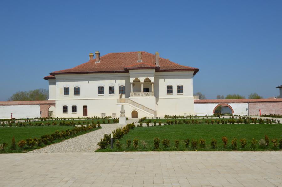 Palatul brancovenesc Potlogi