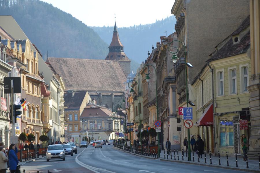 Brasov atractii turistice - Biserica Neagra