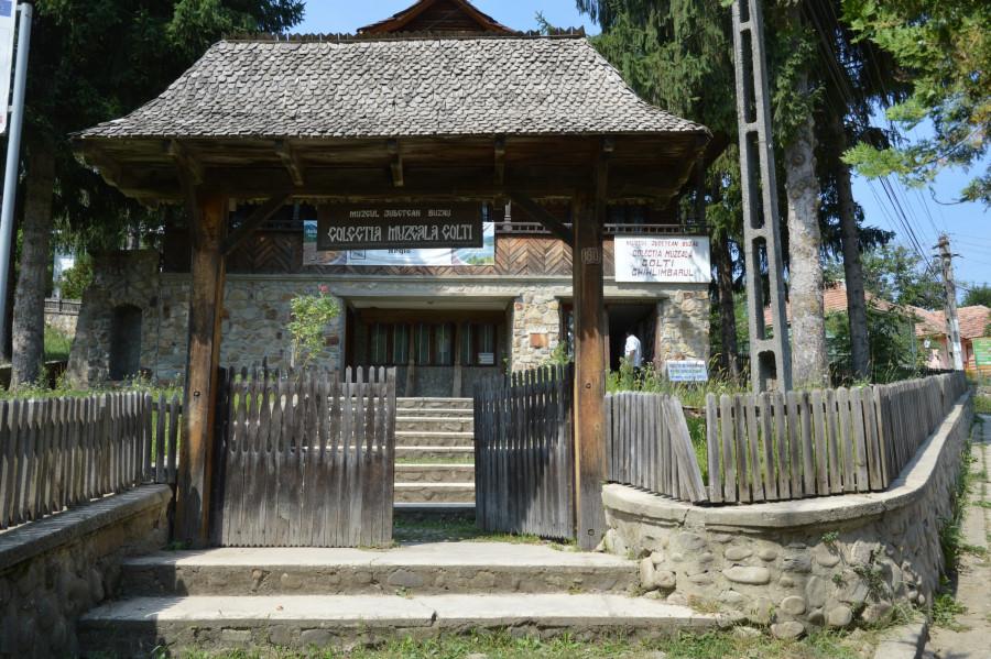 Muzeul chihlimbarului, Buzau