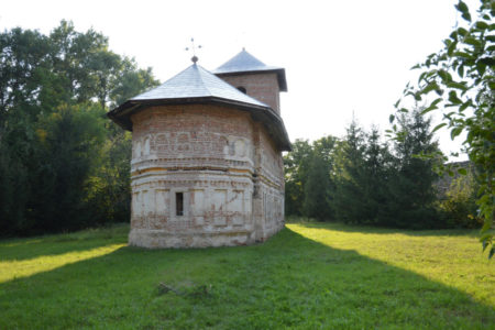 Manastirea Bradu. Buzau
