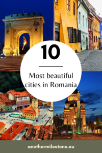 10 Most beautiful cities in Romania