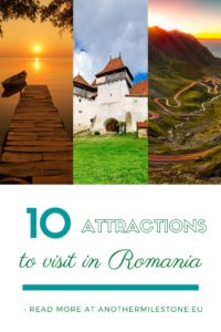 Pin Attractions in Romania