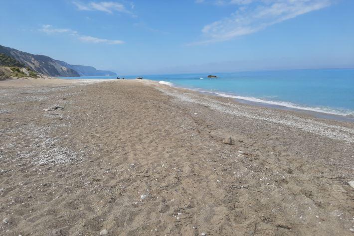 Plaja Gialos Lefkada