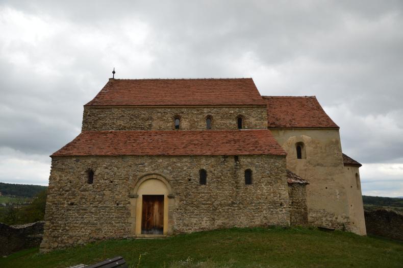 Locuri frumoase langa Sibiu Cetatea Cisnadioara