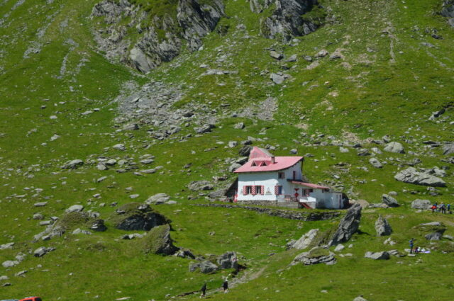 Pensiuni izolate in Romania