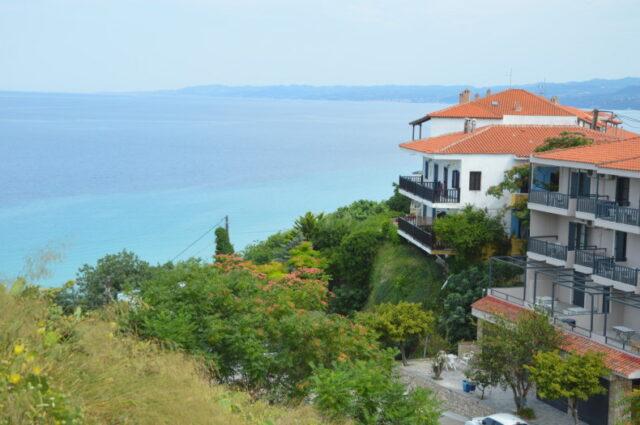 Vile in Halkidiki Grecia